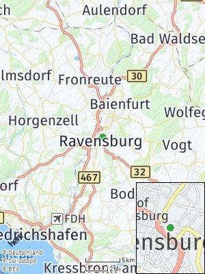 Here Map of Südstadt