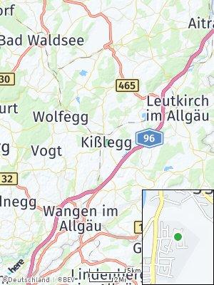 Here Map of Kißlegg