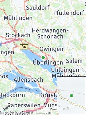Here Map of Hödingen