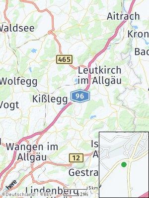 Here Map of Gebrazhofen