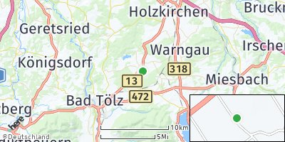 Google Map of Sachsenkam