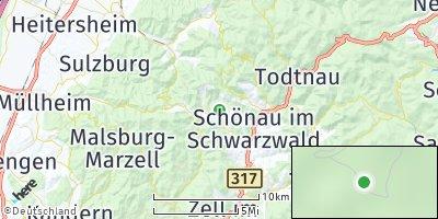 Google Map of Böllen
