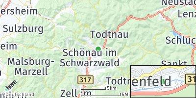 Google Map of Utzenfeld
