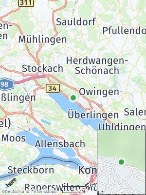 Here Map of Sipplingen