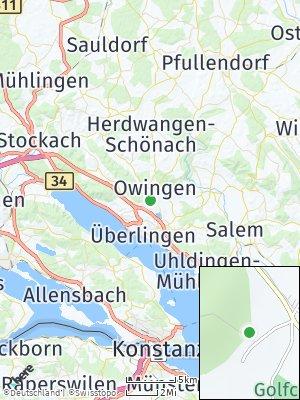 Here Map of Owingen