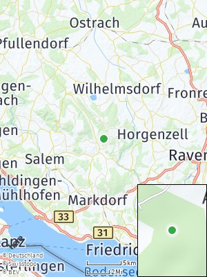 Here Map of Deggenhausertal