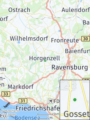Here Map of Horgenzell