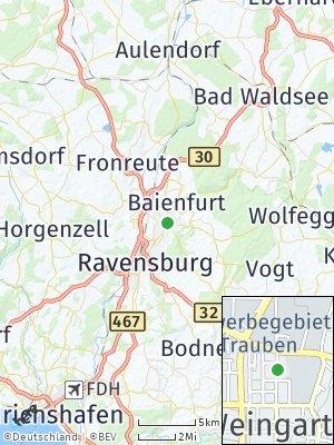 Here Map of Weingarten