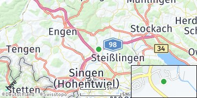 Google Map of Volkertshausen