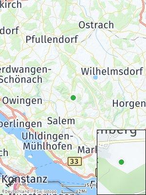 Here Map of Heiligenberg