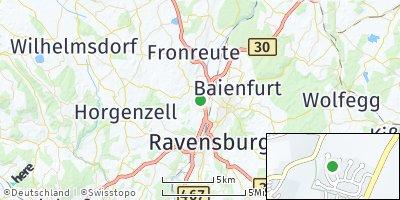 Google Map of Berg