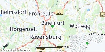 Google Map of Baienfurt