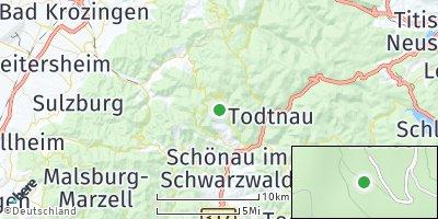 Google Map of Wieden