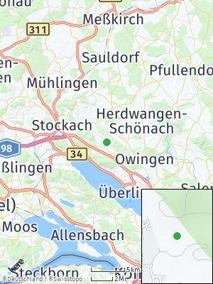 Here Map of Bonndorf