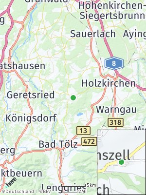 Here Map of Dietramszell