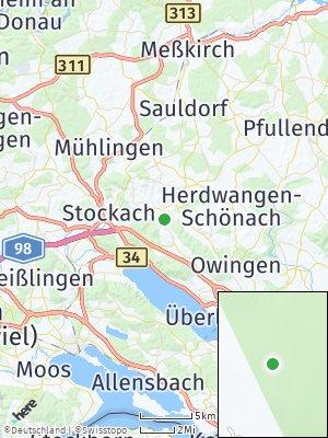 Here Map of Walpertsweiler