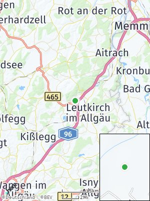 Here Map of Herbrazhofen