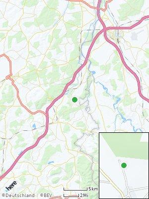 Here Map of Ottmannshofen