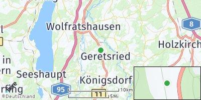 Google Map of Geretsried