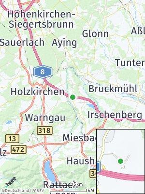 Here Map of Weyarn