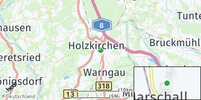 Google Map of Marschall