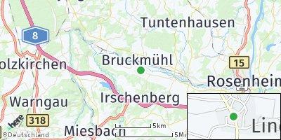 Google Map of Waith