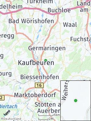 Here Map of Mauerstetten
