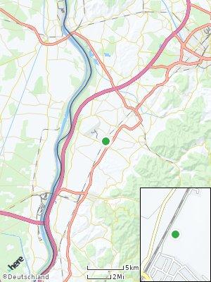 Here Map of Eschbach