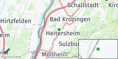 Google Map of Eschbach