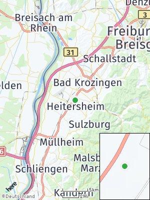 Here Map of Heitersheim