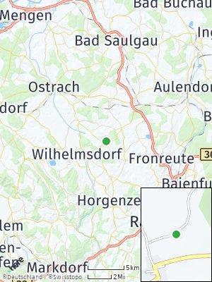 Here Map of Fleischwangen