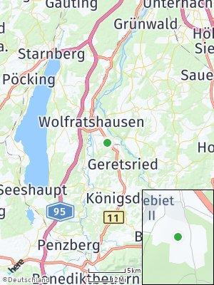 Here Map of Buchberg