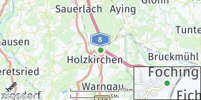 Google Map of Föching