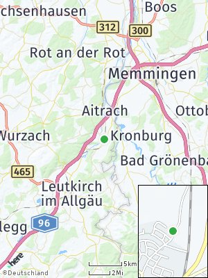 Here Map of Aichstetten