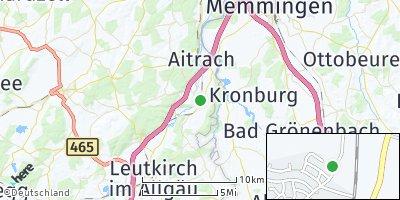 Google Map of Aichstetten
