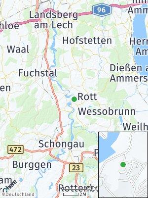 Here Map of Apfeldorf