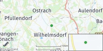 Google Map of Riedhausen