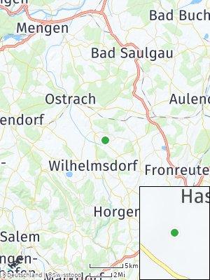Here Map of Guggenhausen