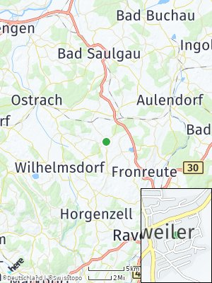 Here Map of Ebenweiler