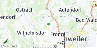 Google Map of Ebenweiler