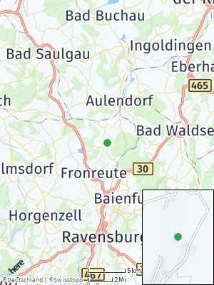 Here Map of Wolpertswende