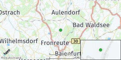 Google Map of Wolpertswende