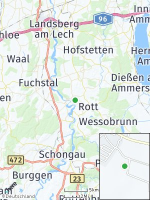 Here Map of Reichling