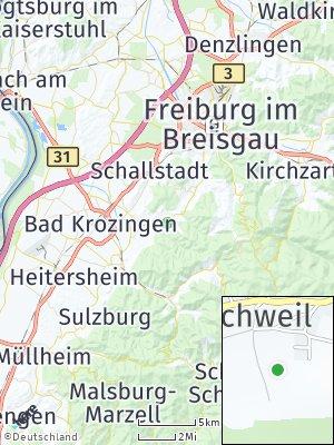 Here Map of Bollschweil