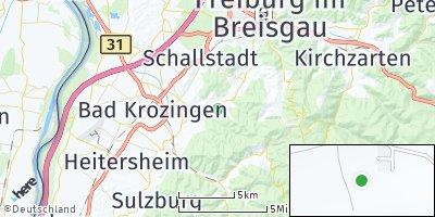 Google Map of Bollschweil