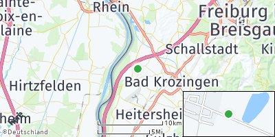 Google Map of Hartheim