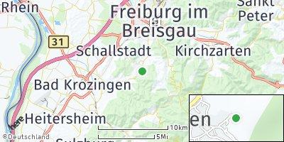 Google Map of Sölden