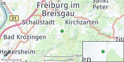 Google Map of Horben