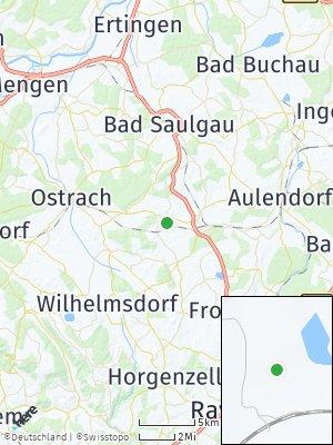 Here Map of Eichstegen