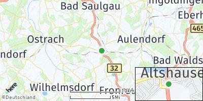 Google Map of Altshausen
